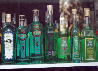 Obsessed with Absinthe