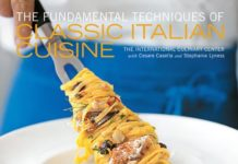 The Fundamental Techniques of Classic Italian Cuisine